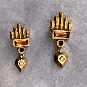PATRICIA LOCKE Vintage Earrings